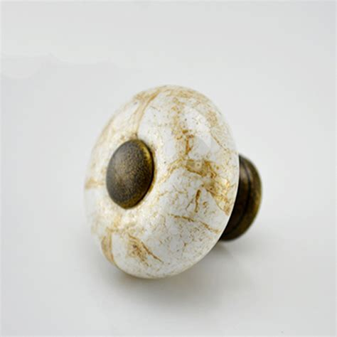 marble cracks ceramic kitchen cabinet knob furniture