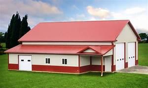 pole barns apt joy studio design gallery best design With best way to build a pole barn