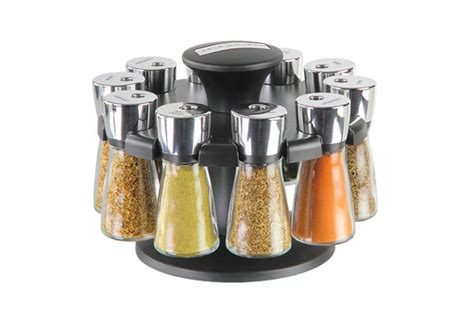 Spice Carousel by Cole Herb Spice Carousel 10 Jar Se Waite And
