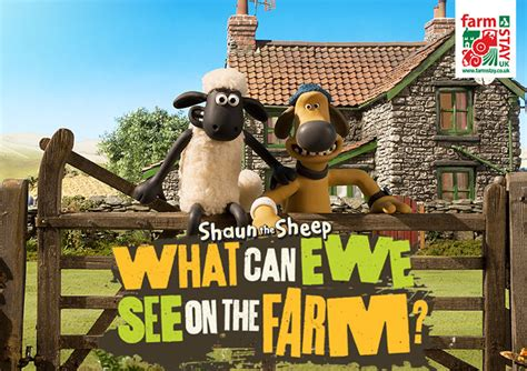enjoy  farm adventure  shaun  sheep shaun  sheep