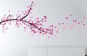 Cherry Blossom Tree Branch Stunning Wall Designs and