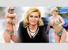 ¡Wow! Ella es la presidenta de Croacia y sí, es guapísima