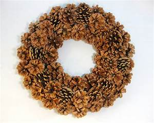 Another, Bright, Idea, Pine, Cone, Wreaths