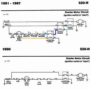 520h Intermitent Electrical Problem