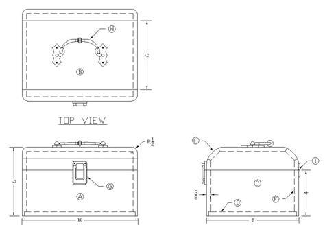 wooden tool chest plans  diy  plans  small wooden box plans elatedbkt