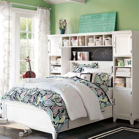 2 ideas renovate a cute bedroom for teenage girls 2012