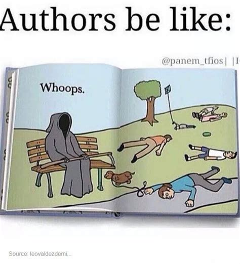 Author Memes - grim reaper in the park meme author johan twiss