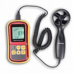 Anemometer With Probe An219p
