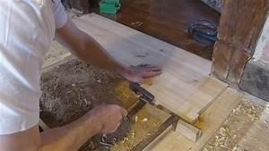 Welchen Bodenbelag Auf Alte Dielen : alten dielenboden erneuern fu boden erneuern dielen verlegen youtube ~ Watch28wear.com Haus und Dekorationen