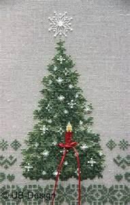 Christmas Tree Cross Pin