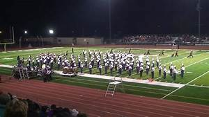 Lynbrook High School Marching Band   Diablo Valley College In Pleasant Hill  Ca