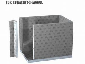 Dampfbad Selber Bauen : video lux elements modul dampfbad montage youtube ~ Lizthompson.info Haus und Dekorationen