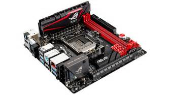 PC Gamer Best Gaming Motherboard
