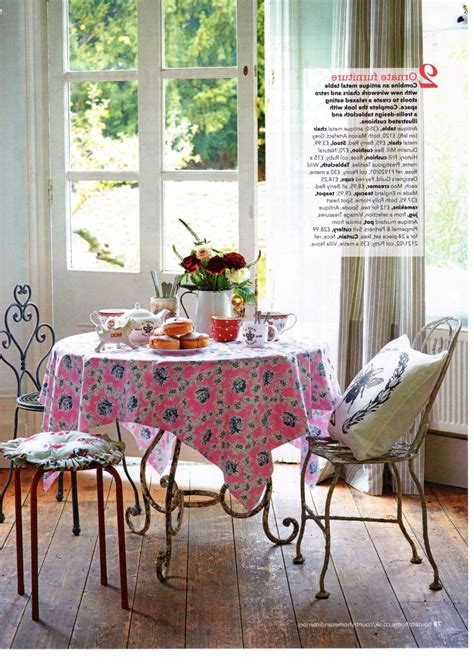 Modern French Country Interiors