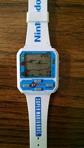 Nelsonic Nintendo Game Watches Classic Gaming General