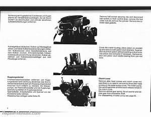 1988 1989 1990 1991 Ktm 125 Dxc Egs Exc Mx Engine Service