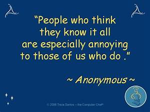 So Annoying You Are Quotes. QuotesGram