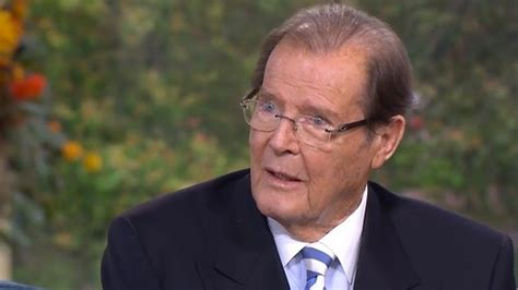 roger moore passed away sir roger moore of the james bond films passed away at age