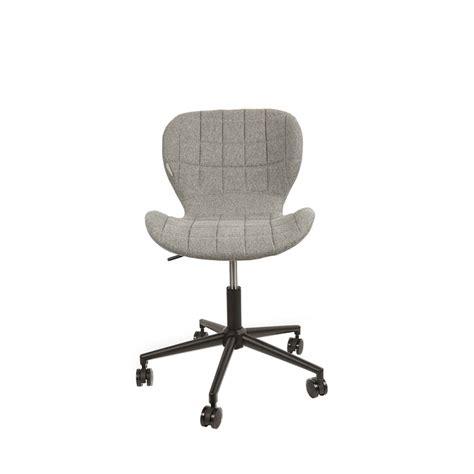 chaises de bureau design chaise de bureau confortable zuiver quot omg quot