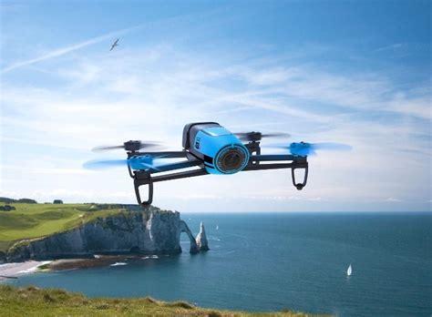 bebop drone de parrot graba  desde el aire en tu proximo viaje