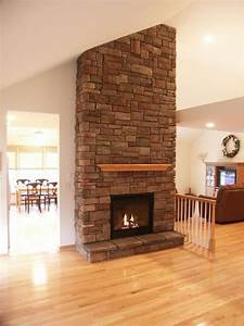 Interior, Design, A, New, Gas, Beautiful, Fireplaces, Stone, Fireplace, Surrounds, Freestanding, Rustic