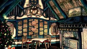 Vintage Christmas Home Decorations 2560x1440
