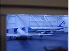 Air force one hangar DAC