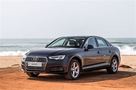 New Audi A4 Diesel Launched In India; Priced At Rs 40.20 Lakh