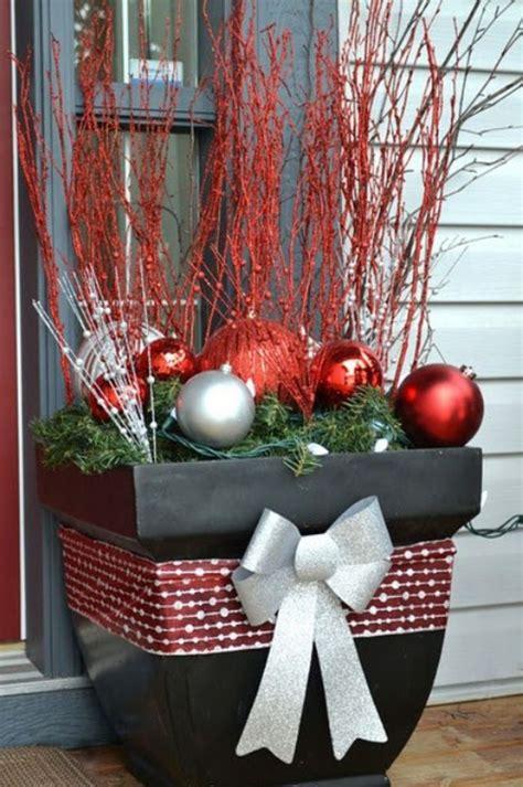 weihnachtsdeko fuer draussen macht weihnachten zu einem