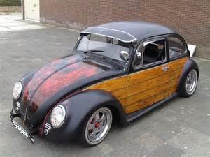 VW Beetle Woody