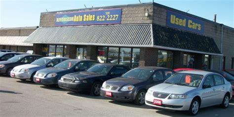 riverside auto sales service