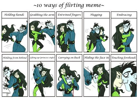 Kim Possible Memes - flirting meme ds style by banane cuite kim possible pinterest meme disney fun and memes