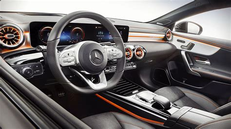 Both the cars are outstanding and offer a great value. 2020 Mercedes CLA 250 Interior