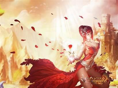 Angels League Angel Mikaela Wallpapers Gtarcade Amora