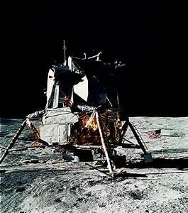 Apollo 14 Lunar Lander Photograph by Nasa
