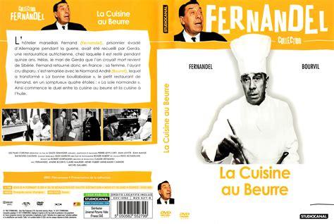 cuisine au beurre jaquette dvd de la cuisine au beurre v4 cinéma