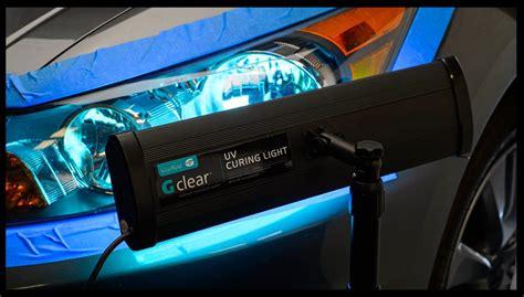 headlight repair glasweld
