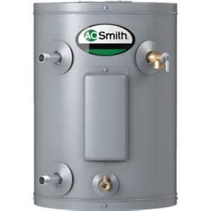 Ao Smith 30 Gallon Electric Water Heater
