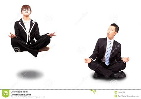 bureau secr騁aire femme d 39 affaires et homme d 39 affaires dans le photo libre de droits image 16166105
