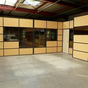 Cloisons Mobiles : cloison mobile pour am nagement d 39 un espace bureau ~ Melissatoandfro.com Idées de Décoration