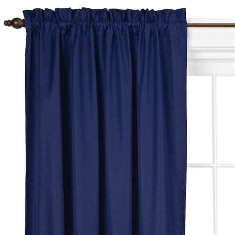 Eclipse Thermaback Zodiac Curtains by Eclipse Light Blocking Braxton Thermaback Curtain Panel Ebay