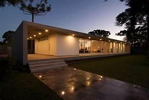 Warm and welcoming modern outdoor lighting tedxumkc