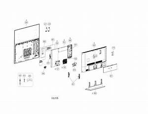 Lg 55ef9500 Lcd Television Parts