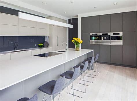 grey and white kitchen ideas 20 astounding grey kitchen designs home design lover