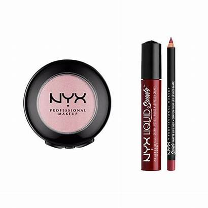 Pink Eyeshadow Wear Lipstick Makeup Bare Rest