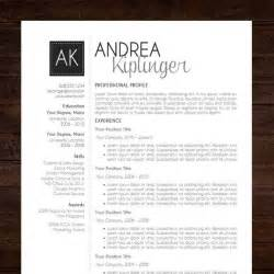 modern sle resume templates resume template cv template word for mac or pc professional cover letter creative modern