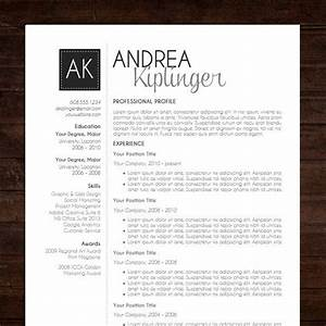 resume template cv template word for mac or pc With free modern resume templates