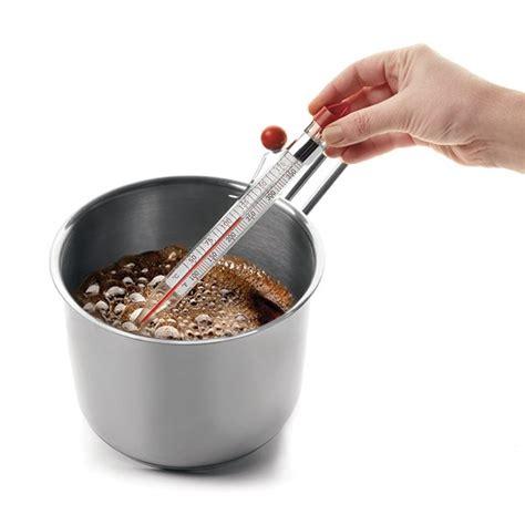 thermometre cuisine thermomètre à sucre thermomètres et sondes de cuisson