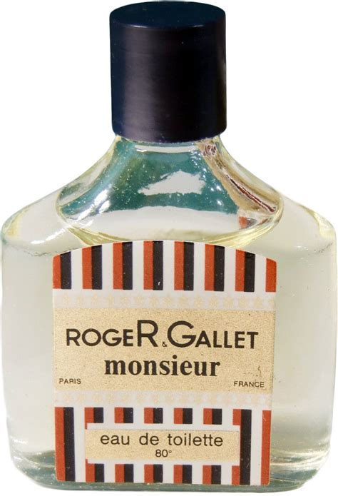roger gallet monsieur eau de toilette reviews