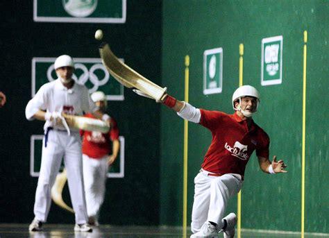 Basque Pelota | 7 Weird Olympic Sports That Didn't Make It ...